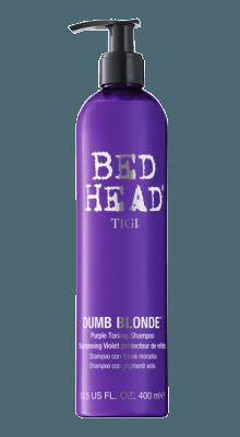 Bed Head Purple Shampoo Dumb Blonde (400ml)