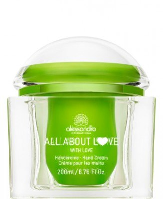 All About Love Handcreme alessandro With Love (200ml)