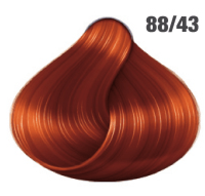 Silky Shine 88/43 Hellblond Intensiv Rot-Gold