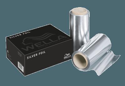 Wella Alufolie silber