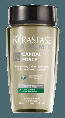 Capital Force Anti-Oiliness Shampoo (250ml)