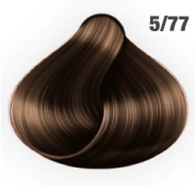 Silky Shine 5/77 Hellbraun Braun-Intensiv