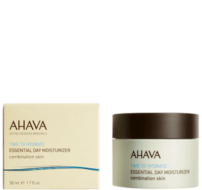 AHAVA Time to Hydrate Day Moisturizer Combination Skin (50ml)