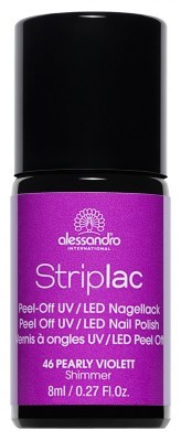 Striplac 46 Pearly Violett