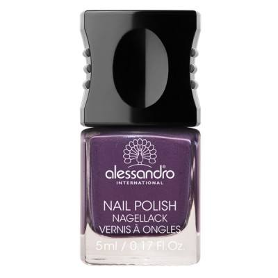 Alessandro Nail Polish CLASSIC STARS Purple Haze (5ml)