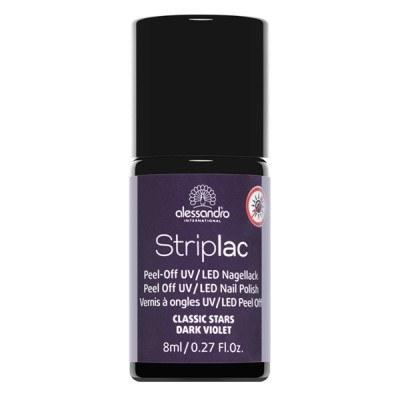 Alessandro Striplac CLASSIC STARS Dark Violet (8ml)
