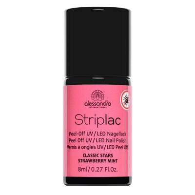 Alessandro Striplac CLASSIC STARS Strawberry Mint (8ml)