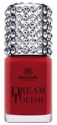 Alessandro Dream Polish Red Diva (15ml)