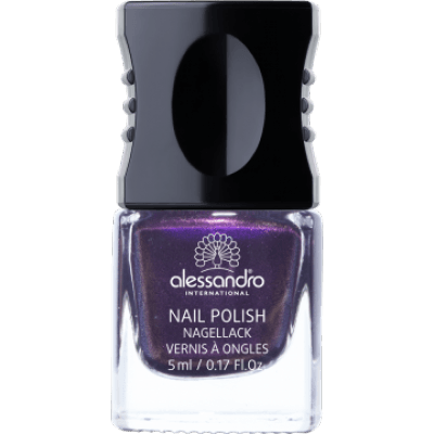 alessandro Nagellack Glam Rock Lila Purple Passion