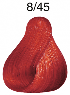 Vibrant Reds 8/45 hellblond rot-mahagoni