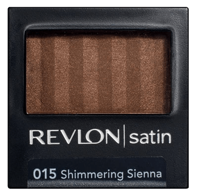 Satin Eye Shadow Mono Shimmering Sienna