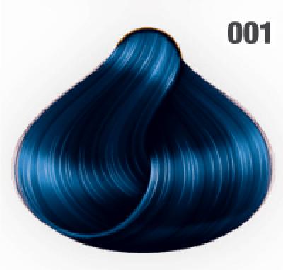 Silky Shine 001 Blau