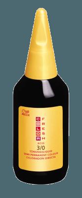 Color Fresh Acid 3/0 dunkelbraun