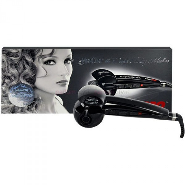 babyliss pro curling machine
