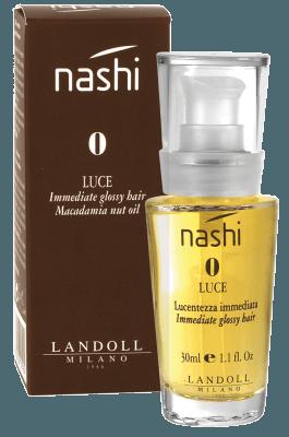 Nashi No. 0 Luce Glanzserum für die Haare (30ml)