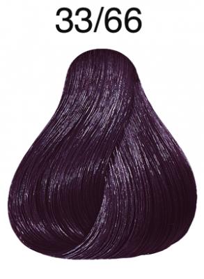 Vibrant Reds 33/66 dunkelbraun intensiv violett-intensiv