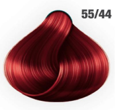 Silky Shine 55/44 Hellbraun Intensiv Rot-Intensiv
