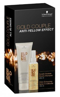BLONDME Gold Couple (400ml) All Blondes