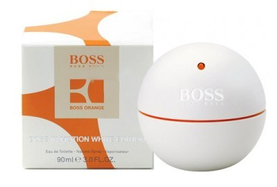 Boss in Motion White Edition (edt 90ml)