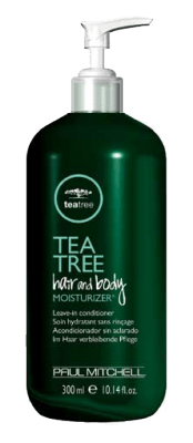 Tea Tree Hair & Body Moisturizer (300 ml)