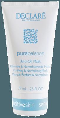 Pure Balance Anti-Oil Maske