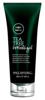Tea Tree Firm Hold Gel (200 ml)