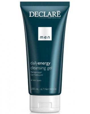 Declaré Men dailyenergy cleansing gel (200ml)