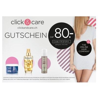 80 CHF Gutschein