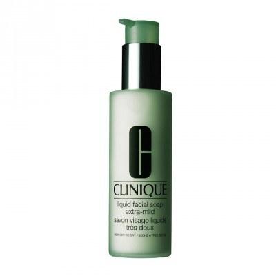 Clinique 3-Step Skin Care Liquid Facial Soap Extra-Mild (200ml)