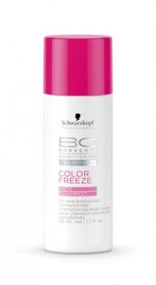 BC Color Freeze Rich Shampoo (50ml)