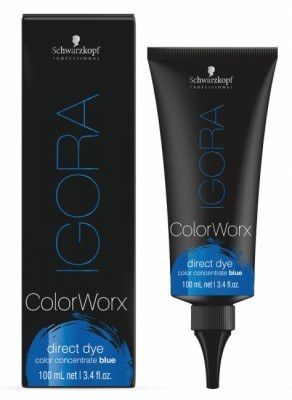 Schwarzkopf IGORA ColorWorx Blue (100ml)