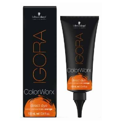 Schwarzkopf IGORA ColorWorx Orange (100ml)