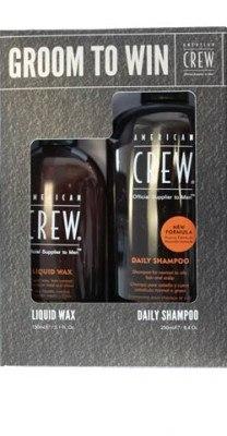Duo Daily Shampoo & Liquid Wax