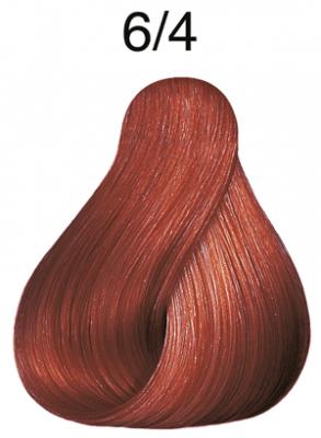 Vibrant Reds 6/4 dunkelblond rot