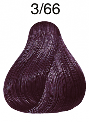 Color Touch Vibrant Reds 3/66 dunkelbraun violett-intensiv