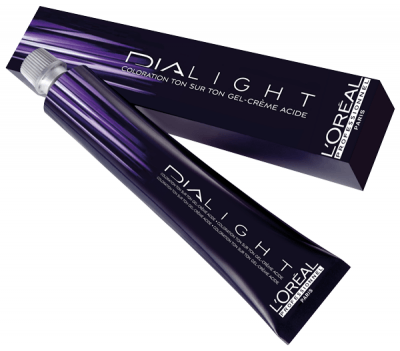 L'Oréal Dialight 5.66 Hellbraun tiefes Rot