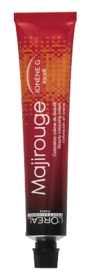 L'Oréal Majirouge Abs 6.66 dunkelblond tiefes rot