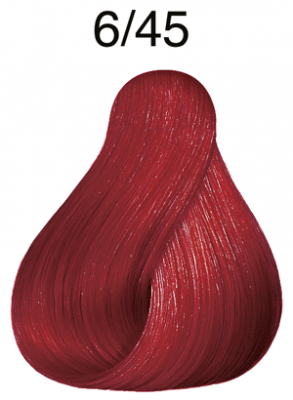 Color Touch Vibrant Reds 6/45 dunkelblond rot-mahagoni