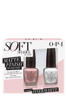OPI Soft Shades - Duo Set (2x15ml)