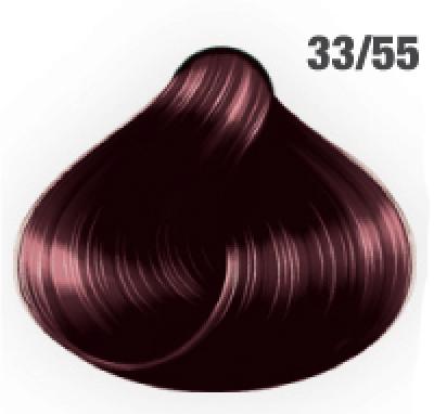 Silky Shine 33/55 Dunkelbraun Intensiv Mahagoni-Intensiv