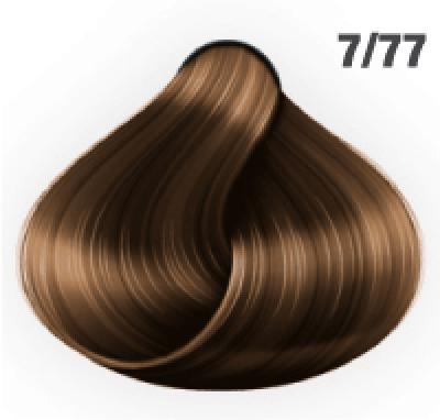 Silky Shine 7/77 Mittelblond Braun-Intensiv