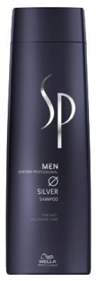 SP Men Silver Shampoo (250ml)