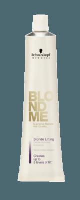 Blonde Lifting Sand