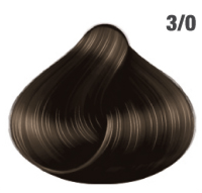 Silky Shine 3/0 Dunkelbraun