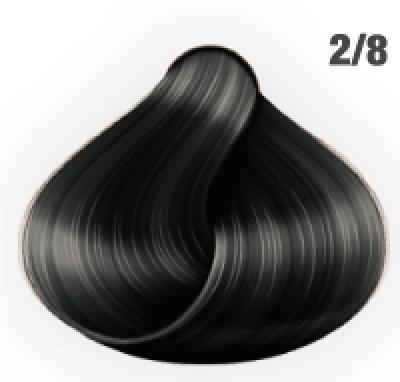 Silky Shine 2/8 Blauschwarz