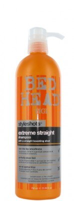 Bed Head Extreme Straight Shampoo (750ml)