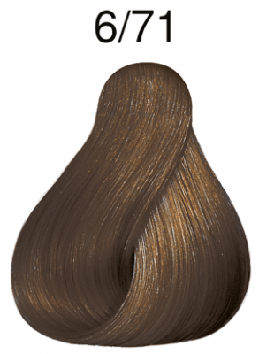 Color Touch Deep Browns 6/71 dunkelblond braun-asch