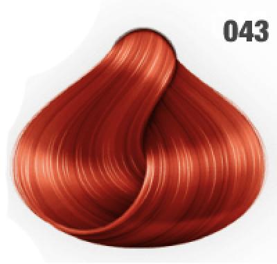 Silky Shine 043 Rot-Gold Kupfer (Farbverstärker)