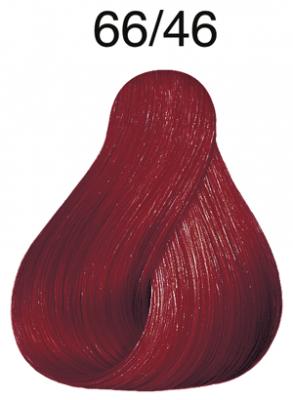 Vibrant Reds 66/46 dunkelblond intensiv rot-violett Koleston