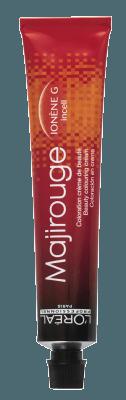 L'Oréal Majirouge Abs 5.60 hellbraun intensives rot
